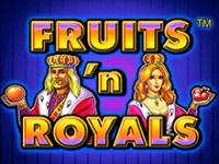 Fruits And Royals на зеркале клуба