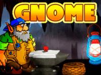 Автомат Gnome на зеркале клуба