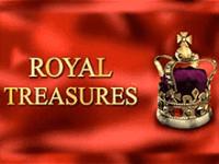 Royal Treasures на зеркале клуба