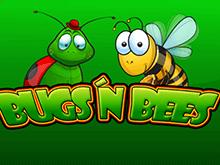 Жуки И Пчелы на зеркале официального казино