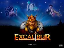 Игровой автомат Экскалибур онлайн