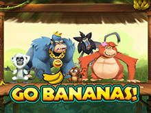 Онлайн аппарат Вперед Бананы