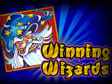 Игровой автомат Winning Wizards - играй онлайн бесплатно
