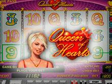 Queen Of Hearts от Novomatic – в клубе Вулкан Россия аппарат 3D