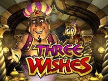 Three Wishes от Betsoft – казино Вулкан Россия гаминатор с ГСЧ